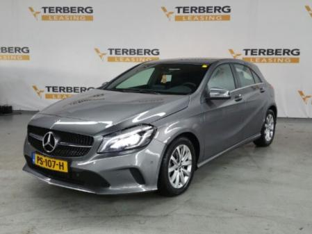 Mercedes-Benz A-klasse A 180 Business Solution DCT 5D HB 90KW/122PK - Terberg Leasing B.V. - 574,00 p/m (foto 1/3)